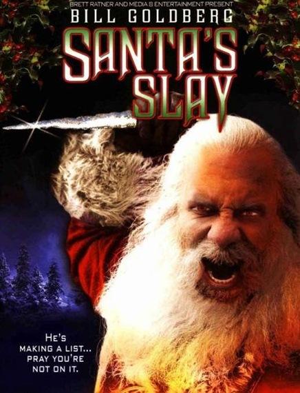 santa slay capa