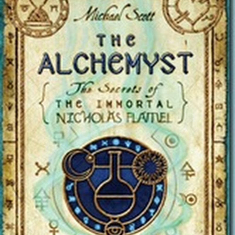 Review: The Alchemyst [The Secrets of the Immortal Nicholas Flamel]
