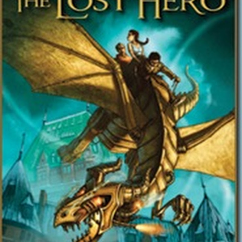 Review: The Lost Hero [Heroes of Olympus, book 1]