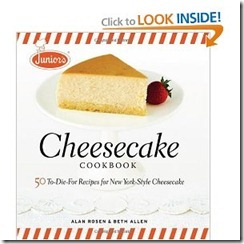 Junior'scheesecakebook
