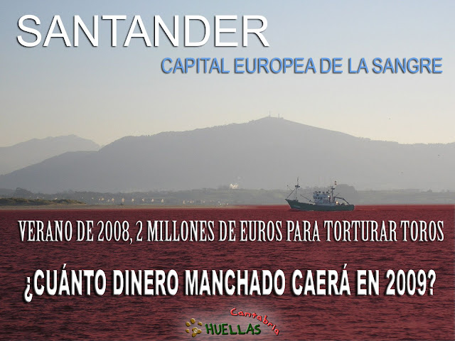 Campaña Antitaurina Huellas Cantabria/09 09