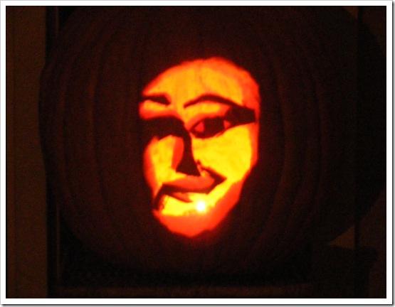 Stacey Pumpkin