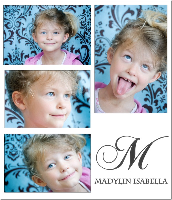 Maddy Collage