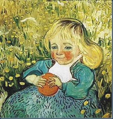 El niño de la naranja 1890