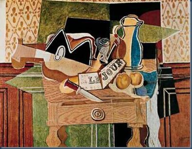 Bodegon Le Jour, 1929