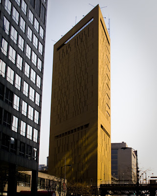 Metropolitan Correctional. Imagen tomada por Raul Alvarez Gonzalez
