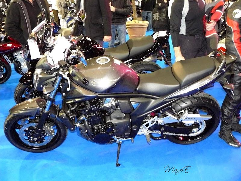 GSXF Suzuki