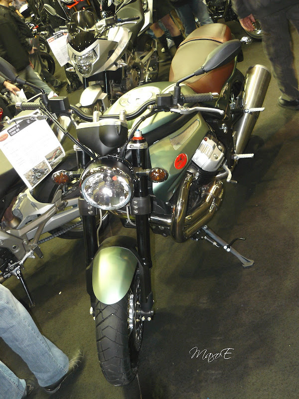 Moto Guzzi 1200