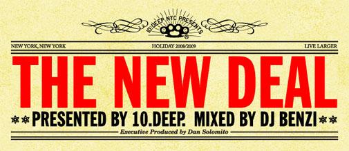 DJ Benzi – The New Deal [Mixtape]