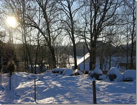 4 snö o sol