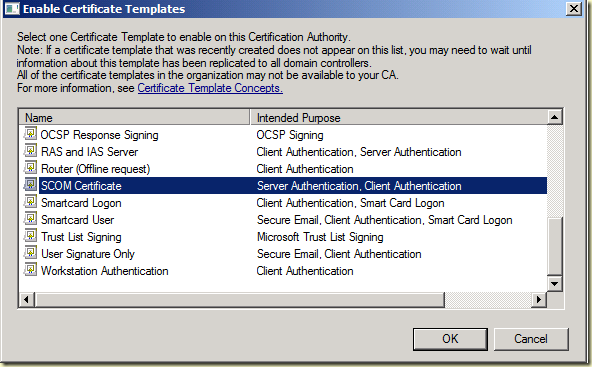 Thoughts on azure oms scom enterprise ca how to create a scom image yadclub Choice Image