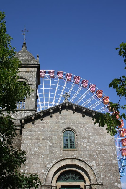 Santiago de Compostela Volksfest007.JPG
