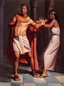 Imagem José e a Mulher de Potifar