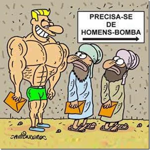 homens_bomba_muçulmano_radical_religião