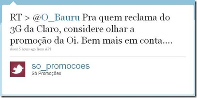 tweet do boot