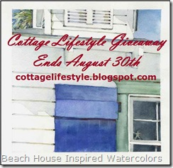 Cottage Lifestyle Giveaway