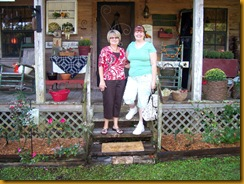 Mary & Sue at Bittersweet Antiques