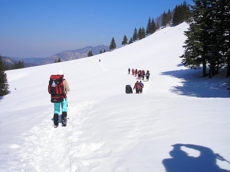 Bucegi Iarna 2006