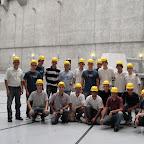 Grupo PET Engenharia Elétrica  e Convidados Usina Hidroelétrica de Campos Novos / SC