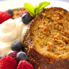 7-​Grain French Toast with Maple Cinnamon Yogurt