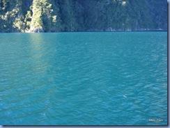 Águas azuis do Lago Todos los Santos