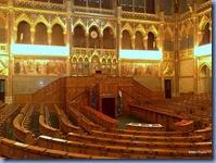 Interior do Parlamento - Salão da Assembléia Nacional