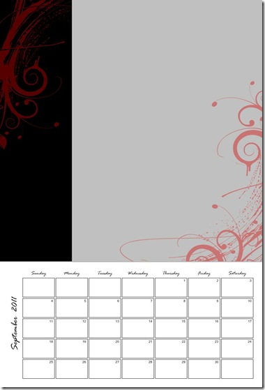 2011 Calendar - Page 009