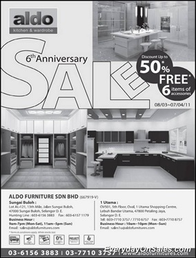 Aldo-Furniture-6th- Anniversary-Sales -EverydayOnSales-Warehouse-Sale-Promotion-Deal-Discount