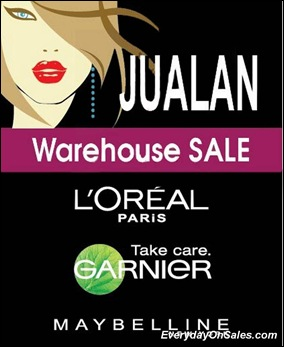 Loreal-Warehouse-sale-2011-EverydayOnSales-Warehouse-Sale-Promotion-Deal-Discount