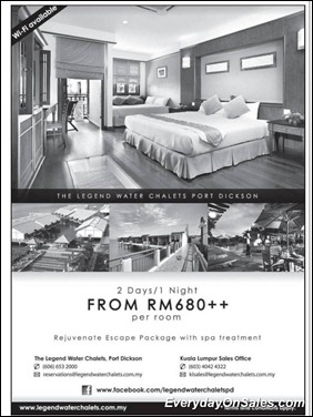 legend-water-chalets-port-dickson-2011-EverydayOnSales-Warehouse-Sale-Promotion-Deal-Discount
