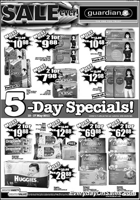 guardian-5days--2011-EverydayOnSales-Warehouse-Sale-Promotion-Deal-Discount