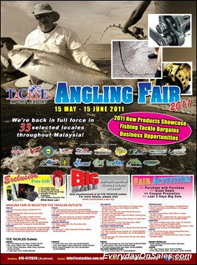 Tackle-Angling-Fair-2011-EverydayOnSales-Warehouse-Sale-Promotion-Deal-Discount