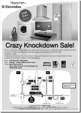 Electrolux-Crazy-Knockdown-Sale-2011-EverydayOnSales-Warehouse-Sale-Promotion-Deal-Discount