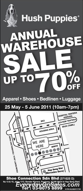 Hush-Puppies-Annual-Warehouse-sale-2011-EverydayOnSales-Warehouse-Sale-Promotion-Deal-Discount