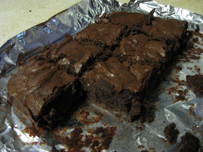 Mmm, brownies