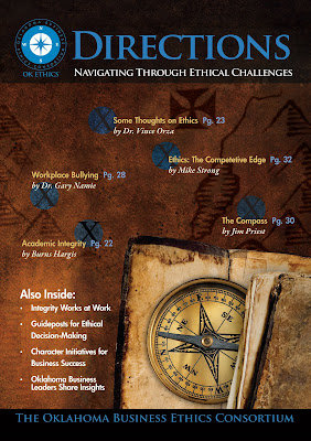 Directions: Navigating Through Ethical Challenges, by OK Ethics