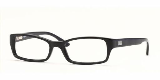 Óculos de Grau Ray Ban RX5068 Preto