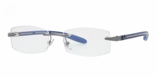 Óculos RX8402 Ray Ban Azul
