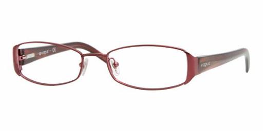 Óculos VO3743 Vogue Vinho