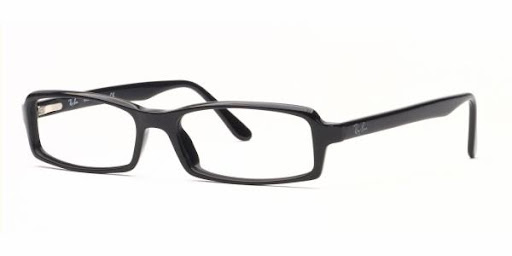 Óculos Ray Ban RX5031 Preto