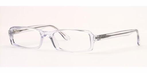 Óculos Ray Ban RX5031 Transparente