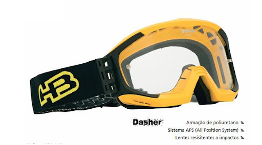 "Óculos HB ""Hot Buttered"" Dasher Goggle"