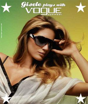 Óculos Vogue   Modelo VO 3574S