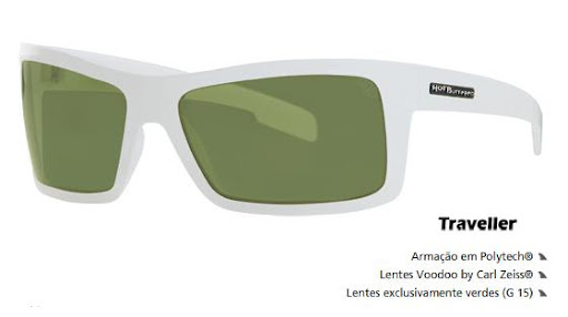 Óculos HB Traveller