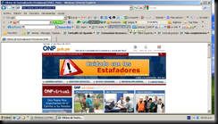 ONP: Consulta virtual de expediente