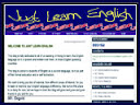 Justlearn english