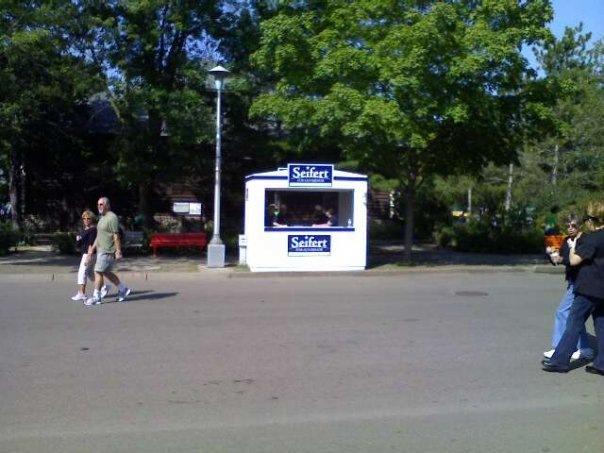 Marty Seifert's State Fair Booth
