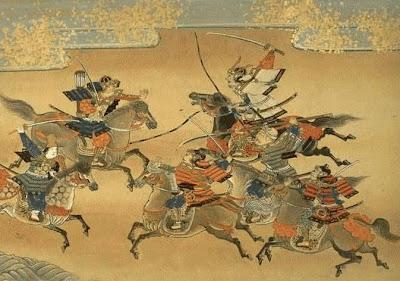 【歴史】日本の武将の疑問「なぜ盾を持たなかったの?」