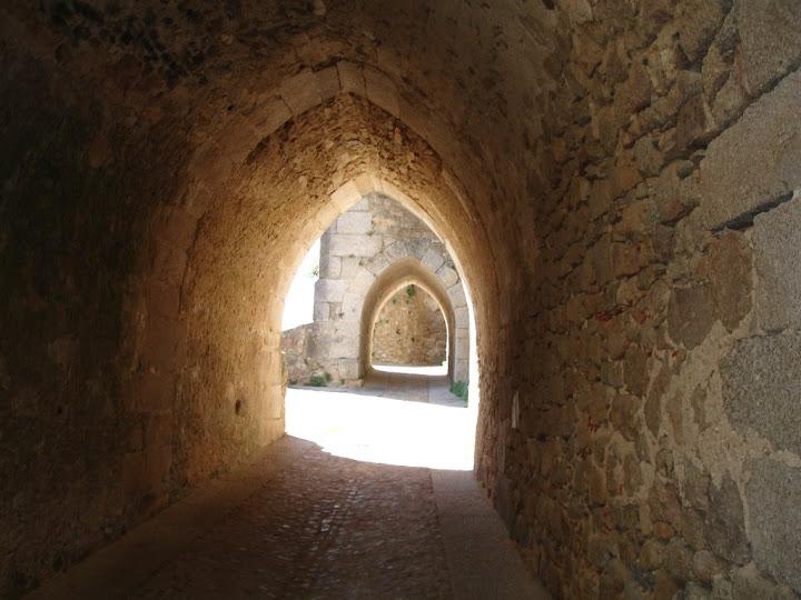 Arcos del Castillo de Miranda del Castañar