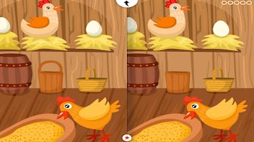 Screenshot of Animal Spot the Difference